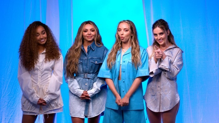 """Little Mix Premieres New Song """"Holiday"""" - pm studio world wide music news"""