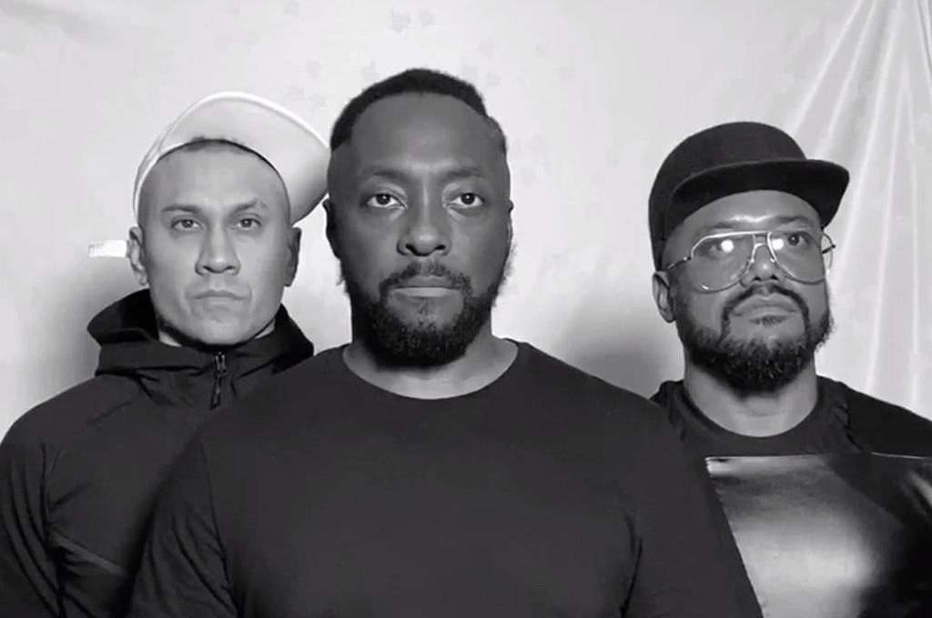 Black Eyed Peas lanza nueva versión de 'Where Is The Love?'
