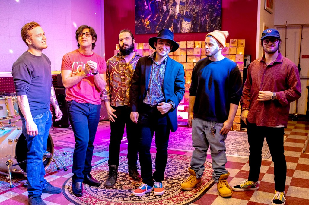 """The Chris Ruben Band Releases Debut Album """"Madness on Repeat"""": Streaming -  pm studio world wide music news"""
